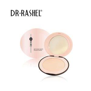 Dr.Rashel Soft Velvet Matte Pressed Powder