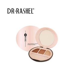 Dr.Rashel Long Wearing 3 Color Eyebrow Powder