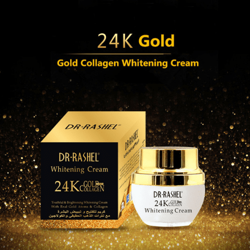 Dr Rashel 24K Gold Collagen Whitening Cream