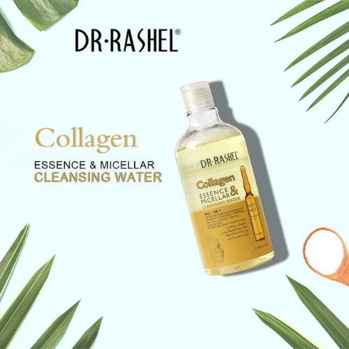 Dr. Rashel Collagen Essence & Micellar Cleansing Water – Dr. Rashel Pakistan