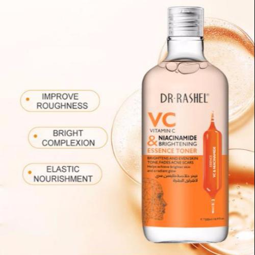 Dr Rashel VC& Niacinamide Brightning Essence Facial Skin Toner
