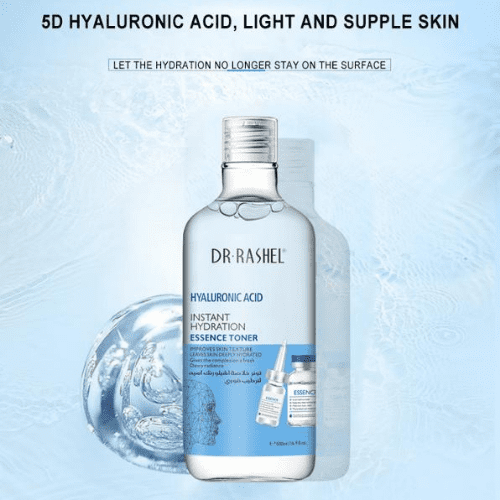Dr Rashel Hyaluronic Acid Instant Hydration Essence Toner – Dr. Rashel  Pakistan