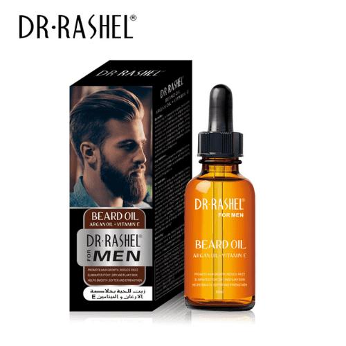 Dr Rashel Argan Oil Vitamin E Hair Growth Men Beard Oil