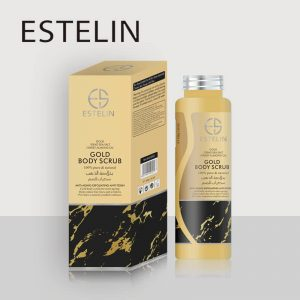 Dr Rashel Estelin Gold Body Scrub