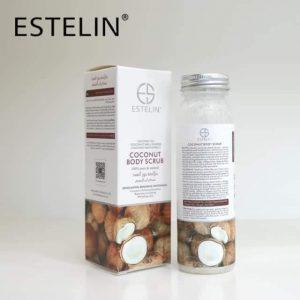 Dr Rashel Estelin Coconut Body Scrub