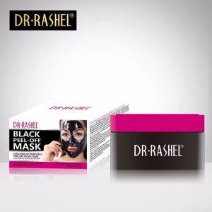DR-Rashel Black Collagen & Charcoals Peel Off Facial Mask