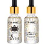 Dr.Rashel 24k Gold Beard Oil For Men