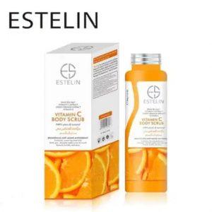 Dr Rashel Estelin Vitamin C Body Scrub