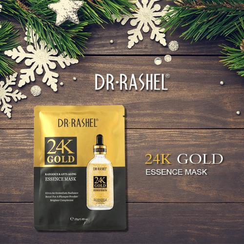 Dr. Rashel 24K Gold Sheet Mask