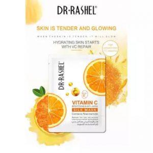 Dr. Rashel Vitamin C Brightening & Anti-Aging Silk Mask