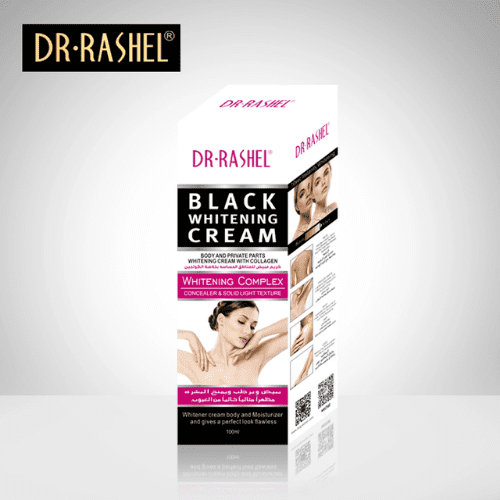 Dr Rashel Collagen Body Private Part Black Moisturizing Whitening Cream