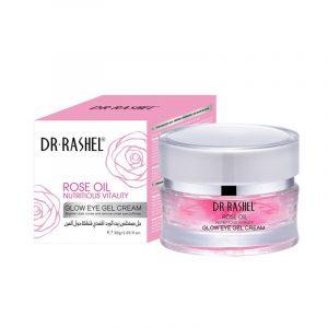Dr.Rashel Rose Oil Nutritious Vitality Glow Eye Gel Cream