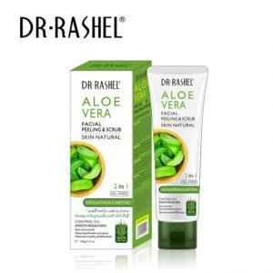 Dr Rashel Aloe Vera 2in1 Facial Peeling & Scrub