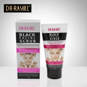 DR.RASHEL Face Whitening Skin care Exfoliating remove blackhead facial Scrub 100ml
