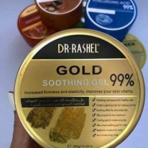 Dr Rashel Gold radiance & anti-aging soothing Gel