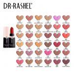 Dr.Rashel Velvet Matte Lipstick