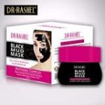 Dr Rashel Collagen Charcoal Black Mud Mask Whitening