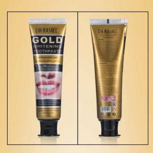 Dr. Rashel Gold Whitening Toothpaste