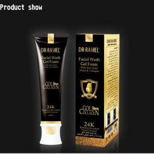 Dr Rashel 24K Gold Facial Wash Gel Foam