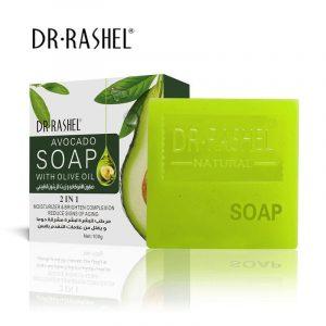 Dr. Rashel Avocado Soap with Olive Oil