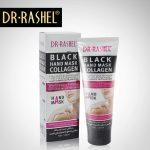 Dr Rashel Black Bamboo Charcoal Collagen Peel Off Hand Mask