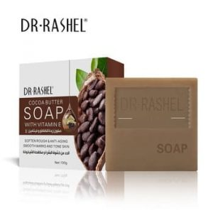 Dr Rashel Cocoa Butter Soap With Vitamin E
