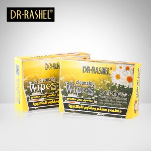 Dr Rashel Chamomile Collagen Cleansing Wipes