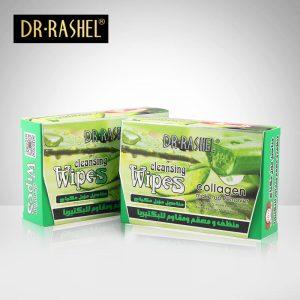 Dr Rashel Aloe Vera Collagen Cleansing Wipes