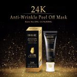 Dr Rashel 24K Gold Collagen Peel skin Remover Exfoliating Dead Skin