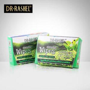 Dr Rashel Green Tea Collagen Cleansing Wipes