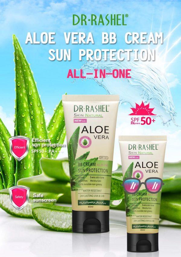 Dr Rashel Aloe Vera BB Cream All In One Suncream