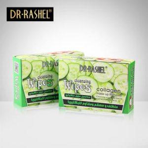 Dr Rashel Cucumber Collagen Cleansing Wipes
