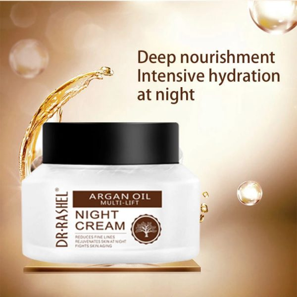 Dr Rashel Argan Oil Face Night Cream