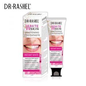 Dr Rashel White Skin Whitening Toothpaste White