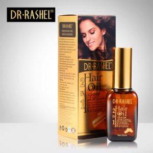 Dr. Rashel 2in1 Hair Oil Gold