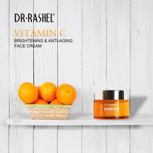 Dr Rashel Vitamin C Face Cream