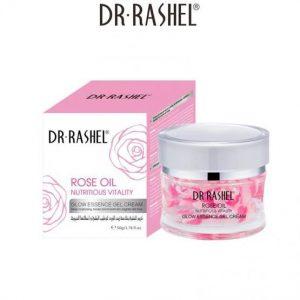 Dr Rashel Rose Oil Nutritious Vitality Glow Essence Gel Cream