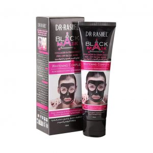 Dr. Rashel Collagen And Charcoal Peel Off Face Mask