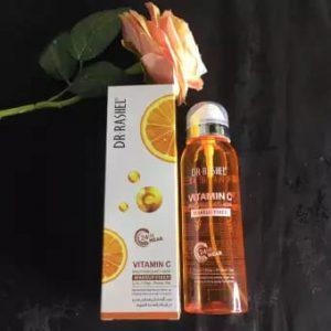 Dr Rashel Vitamin C Brightening and Anti Aging Makeup Fixer