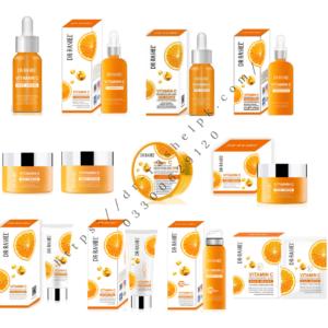 Dr. Rashel Vitamin C Full Series (12 in 1)
