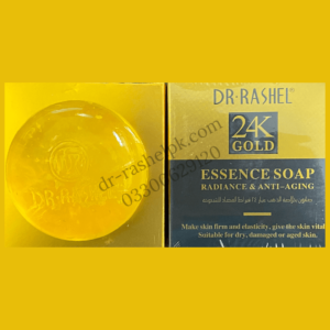 Dr. Rashel 24K Gold Essence Soap