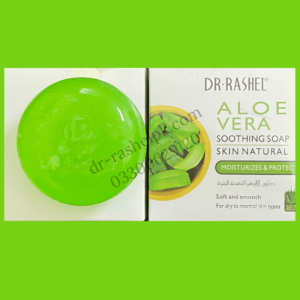 Dr. Rashel Aloe Vera Soothing Soap
